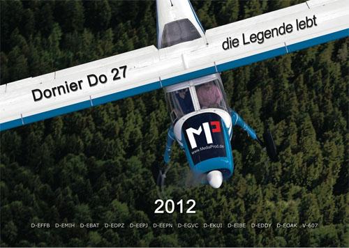 Dornier Do27 Kalender 2012